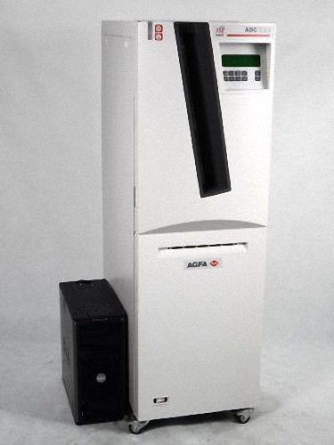 AGFA ADC Solo Speicherfoliensystem