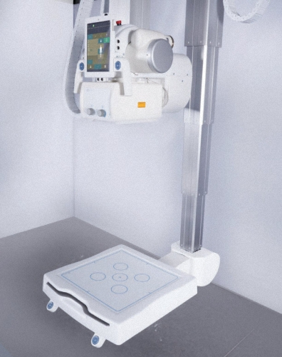 Vision Air universal Digitales Radiographie (DR) System